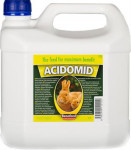 Acidomid králiky sol 10l