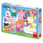 Peppa Pig: Veselé popoludnie 3X55D