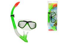 Potápěčská sada brýle 16 cm se šnorchlem 40 cm
