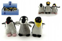 Tučniak plyš 12cm - mix variantov či farieb