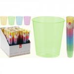 odlivka 30ml plastová (32ks) - mix barev