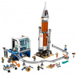 Lego City 60228 Space Port Start vesmírné rakety
