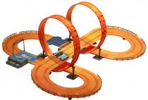 Závodná dráha Hot Wheels 683 cm s adaptérom.