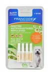 Francodex Pipeta repelentní štěně a malý pes 4x1ml new