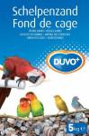 Piesok hygienický pre vtáky, biely + mušle dôvo + 5 kg