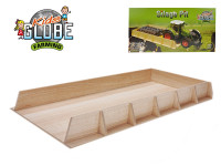 Silo drevené 60x30x6 cm 1:16