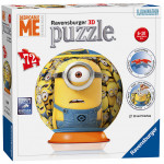 Mimoňovia puzzleball 72 dielikov