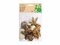 Dekorácie sušiny MIX 3 50g