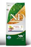 N & D Low Grain Cat Adult Lamb & Blueberry 10 kg