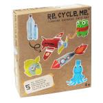 Set Re-cycle me pro kluky – PET lahev