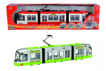Tramvaj, 46cm - mix variant či barev
