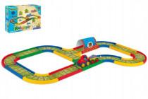 Dráha Kid Cars Železnice 3,1 m 12m + Wader