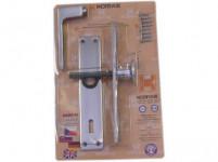 kľučka s gombíkom 26103 90 / kľúč Al blister