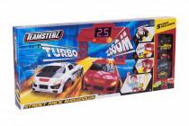 Teamsterz street závodná dráha s 5 autíčkami