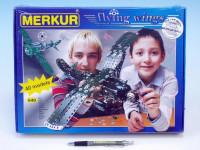 Stavebnica MERKUR Flying wings 40 modelov