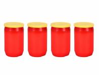 Náplň náhradná olejová plastová 90g d6x9cm 4ks