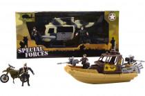 Vojenská sada Combat Force 45 cm