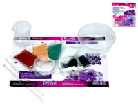 Laboratórne sada rastúce kryštály - mix farieb