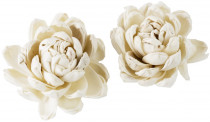 Dekorácie - Sola Tim Gardenia Flower 6 cm - 2 ks