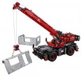 Lego Technic 42082 Terénne žeriav