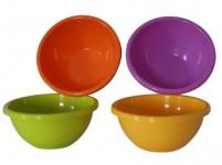 miska NOVA 23,5cm (3,3l) plastová - mix farieb