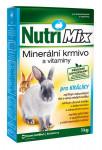 Nutrimix pre králiky plv 1kg - VÝPREDAJ