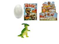 Dinosaurus vo vajíčku 7 cm rozpustnom vo vode v sáčku - mix variantov či farieb
