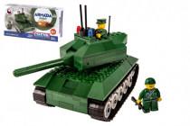 Stavebnica Cheva 49 Tank plast