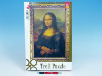 Puzzle Mona Lisa 1000 dielikov
