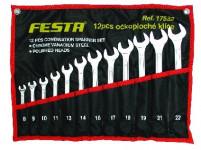 sada kľúčov OP 8-22mm 12díl. FESTA