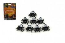 Pavúk mini plast 1,5cm