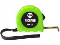 meter stáčacie 3m RICHARD