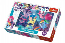 Puzzle My Little Pony 27x20cm 30 dielikov