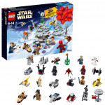 Lego Adventný kalendár Lego StarWars