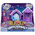 Hatchimals třpytivý královský salón