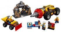 Lego City 60186 Banský ťažobný stroj