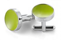 Manžetové knoflíčky zelené, Philippi - VÝPREDAJ