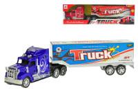 Kamión 42 cm na zotrvačník - mix farieb