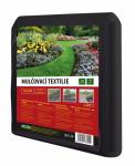 Textilie KONTEX mulčovací černá 1,6x4m