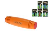 Extreme Akrobatický špalík 9,5 cm dřevěný - mix barev