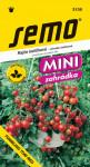 Semo Paradajka kríčková previsnutá - Tumbling Tom red 10s - séria Mini