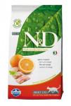 N & D Grain Free CAT Adult Fish & Orange 5kg