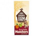 Supreme Tiny FARM Snack Russel munchers - králik 120 g