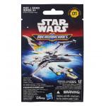Star Wars epizóda 7 vozidla v vrecúšku - mix variantov či farieb