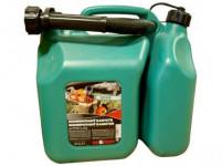 kanister na PHM KOMBI 6l + 2,5l na olej plastový