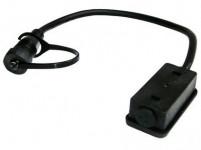 adaptér spojovacie 30cm, 16A, IP44, napájanie systému