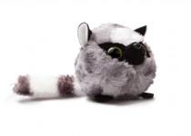 Yoo Hoo lemur z Madagaskaru zakulacený 9 cm