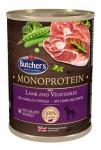 Butcher's Dog Monoprotein s jehněčím a zelen.konz 390g