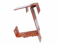 Držiak samozavlažovacieho truhlíka kovový nastaviteľný 2ks