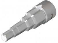 """kľúč na radiátorové šróbenie (3/8 """", 7/16"""", 1/2 """", 16,21mm) pre 1/2"""" račňu"""